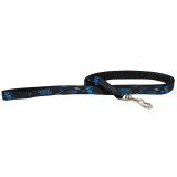 Carolina Panthers Dog Pet Premium 6ft Nylon Lead Leash