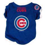Chicago Cubs Dog Pet Baseball Jersey Alternate