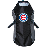 Chicago Cubs Dog Pet Premium Reflective Jacket