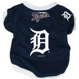 Detroit Tigers Dog Pet Baseball Jersey Alternate