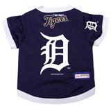 Detroit Tigers Dog Pet Premium Baseball Jersey Alternate