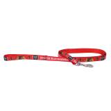 Chicago Blackhawks Dog Pet Premium 6ft Nylon Lead Leash