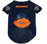 Chicago Bears Dog Pet Mesh Football Jersey Throwback