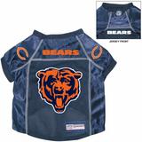 Chicago Bears Dog Pet Premium Alternate Mesh Football Jersey