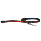 Chicago Bears Dog Pet Premium 6ft Nylon Lead Leash