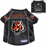 Cincinnati Bengals Dog Pet Premium Alternate Mesh Football Jersey