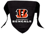 Cincinnati Bengals Dog Pet Mesh Football Jersey Bandana