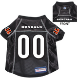 Cincinnati Bengals Dog Pet Premium Mesh Football Jersey