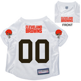 Cleveland Browns Dog Pet Premium Mesh Football Jersey
