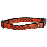 Cleveland Browns Dog Pet Premium Adjustable Nylon Collar