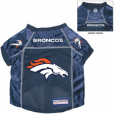Denver Broncos Dog Pet Premium Alternate Mesh Football Jersey
