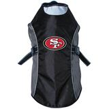 San Francisco 49ers Dog Pet Premium Reflective Jacket