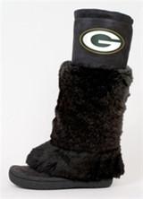 Green Bay Packers Women's Boots Devotee