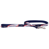 Houston Texans Dog Pet Premium 6ft Nylon Lead Leash