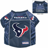 Houston Texans Dog Pet Premium Alternate Mesh Football Jersey