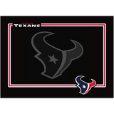 Houston Texans Dog Pet Neoprene Bowl Mat Placemat