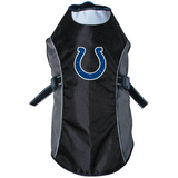 Indianapolis Colts Dog Pet Premium Reflective Jacket
