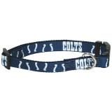 Indianapolis Colts Dog Pet Premium Adjustable Nylon Collar