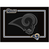 St. Louis Rams Dog Pet Neoprene Bowl Mat Placemat