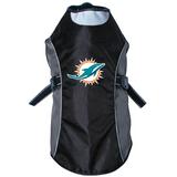 Miami Dolphins Dog Pet Premium Reflective Jacket