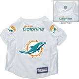 Miami Dolphins Dog Pet Premium Alternate Mesh Football Jersey