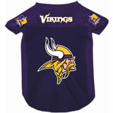 Minnesota Vikings Dog Pet Mesh Alternate Football Jersey
