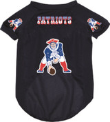 New England Patriots Dog Pet Mesh Football Jersey Throwback