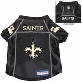 New Orleans Saints Dog Pet Premium Alternate Mesh Football Jersey