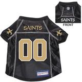 New Orleans Saints Dog Pet Premium Mesh Football Jersey