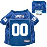 New York Giants Dog Pet Premium Mesh Football Jersey