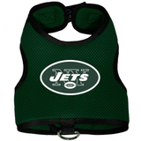 New York Jets Dog Pet Premium Mesh Vest Harness