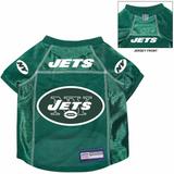 New York Jets Dog Pet Premium Alternate Mesh Football Jersey