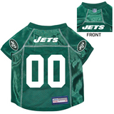 New York Jets Dog Pet Premium Mesh Football Jersey