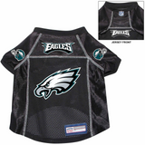 Philadelphia Eagles Dog Pet Premium Alternate Mesh Football Jersey