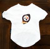 Pittsburgh Steelers Dog Pet Performance Tee T-Shirt