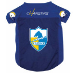 San Diego Chargers Dog Pet Mesh Football Jersey Throwback