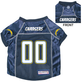 San Diego Chargers Dog Pet Premium Mesh Football Jersey