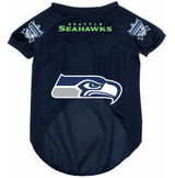 Seattle Seahawks Dog Pet Mesh Alternate Football Jersey