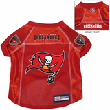 Tampa Bay Buccaneers Dog Pet Premium Alternate Mesh Football Jersey