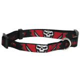 Tampa Bay Buccaneers Dog Pet Premium Adjustable Nylon Collar