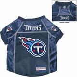 Tennessee Titans Dog Pet Premium Alternate Mesh Football Jersey