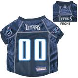Tennessee Titans Dog Pet Premium Mesh Football Jersey