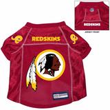 Washington Redskins Dog Pet Premium Alternate Mesh Football Jersey
