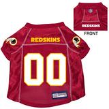 Washington Redskins Dog Pet Premium Mesh Football Jersey