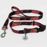 Arizona Diamondbacks Dog 3pc Pet Set Leash Collar ID Tag