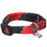 Arizona Diamondbacks Cat Adjustable Safety Collar w/ Bell