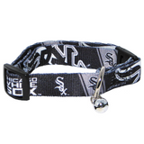 Chicago White Sox Cat Adjustable Safety Collar w/ Bell
