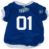 Kansas City Royals Dog Pet Baseball Jersey