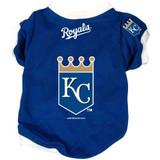 Kansas City Royals Dog Pet Baseball Jersey Alternate