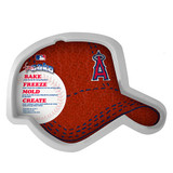 Los Angeles Angels Baseball Cap Cake Pan